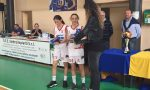 Basket femminile tre panterine con l'Italia U17 al FIBA Skills Challenge 2020