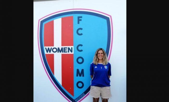 Calcio femminile Federica Russo