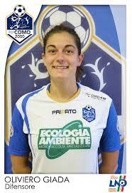Calcio femminile mr Giada Oliviero
