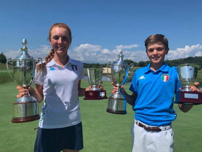 Golf giovanile Giovanni Binaghi