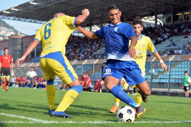 Como calcio Ismail H'Maidat