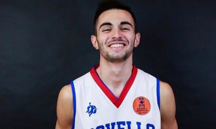 Basket mercato, Luca Donega sale in serie B con Olginate