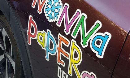 Vandalismo a Cantù: danneggiata l'auto della gelateria Nonna Papera