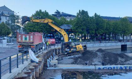 Dragato il porto di Sant'Agostino: via 600 tonnellate di detriti