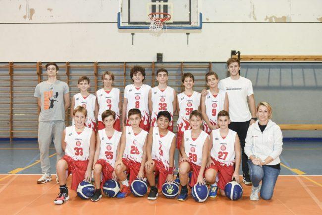 sport club brianza team u13 maschile