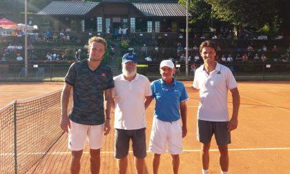Tennis lariano, successo da tutto esaurito per il 1° Lanzo Challenger