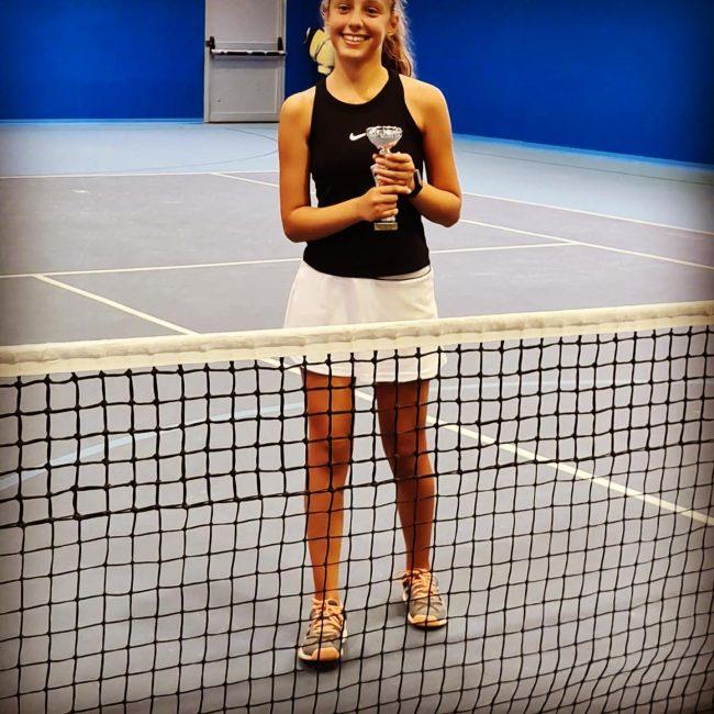 Circolo tennis Cantù Chantal Costantino