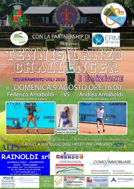 tennis lariano Challenger tennis lanzo