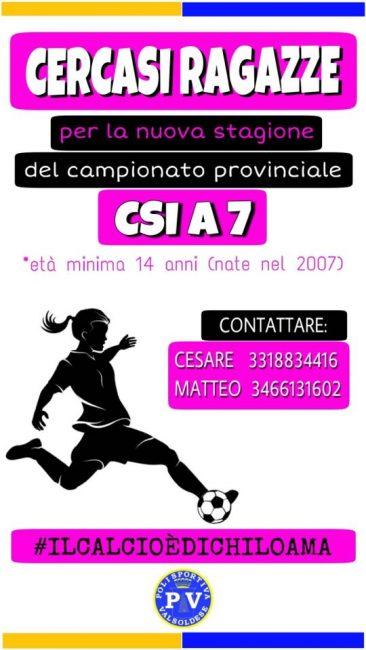 Calcio femminile ASD Valsoldese