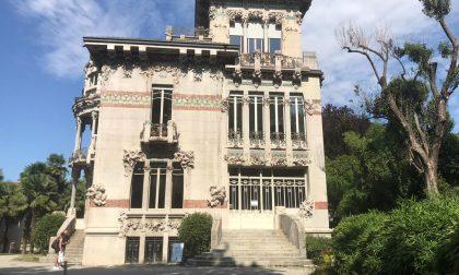 Cernobbio a misura di turisti: dall'app per scoprire il paese ai ladri di storie in Villa Bernasconi FOTO