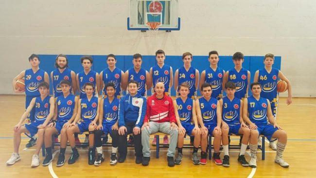 basket giovanile GS Villa Guradia maschile