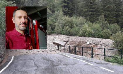Vigile del Fuoco comasco eroe a Chiareggio: stava aiutando, poi è stato travolto dalla seconda frana