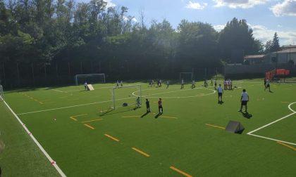 Calcio giovanile ha riaperto i battenti l'Accademia Calcio per i nati dal 2008 al 2014