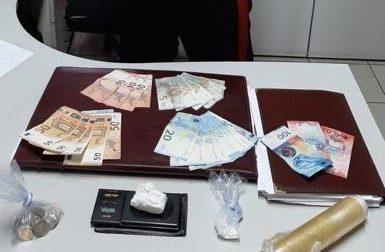 Blitz nell'area boschiva: un arresto per spaccio di droga