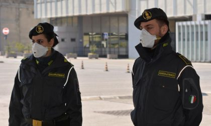Valico Como-Brogeda: sequestrati 22mila euro mila ad un cittadino svizzero