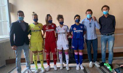La Riozzese calcio si presenta: ambizione serie A FOTO