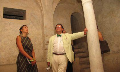 """Addio a Philippe Daverio, del complesso di Galliano disse: """"Un luogo affascinante"""""""