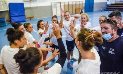 Albese Volley la Tecnoteam è tornata in campo e ha aperto la stagione 2020/21