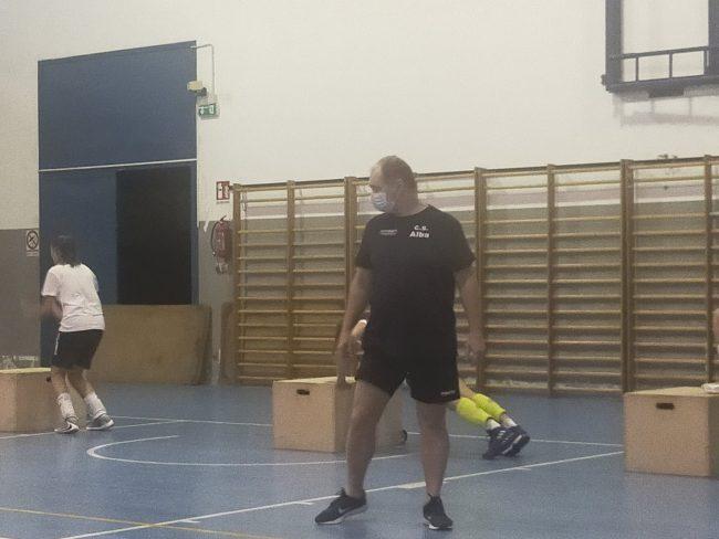 Albese Volley giuliano Botta