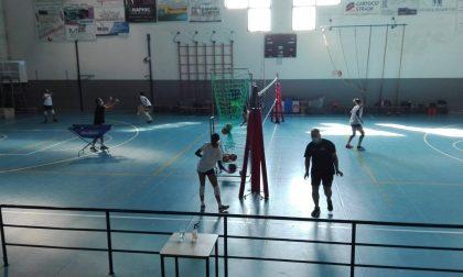 Albese volley Tecnoteam work in progress e oggi allenamento congiunto con Mandello