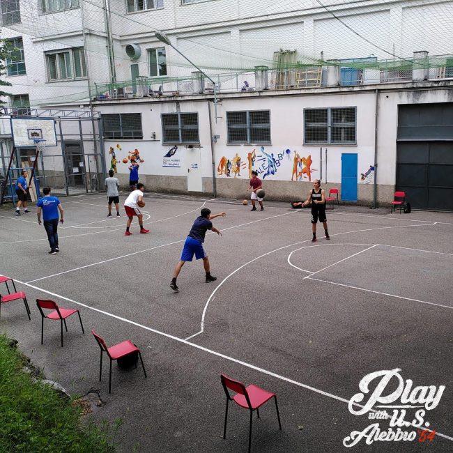 Basket giovanile riparte l'US Alebbio