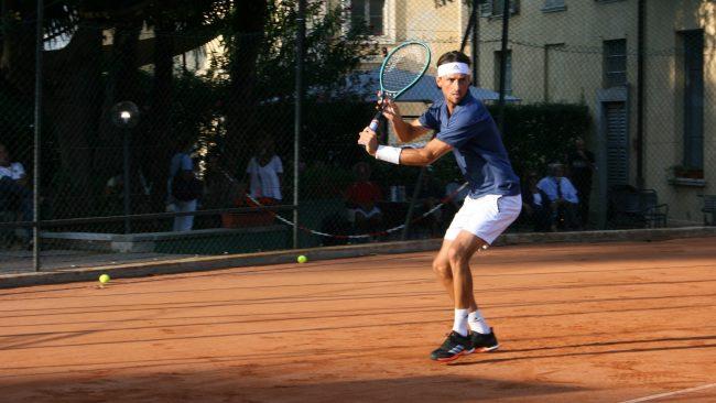 Tennis Como Andrea Arnaboldi in finale