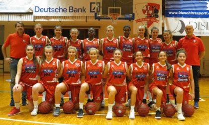 Basket femminile Costa del coach comasco Cosimo De Milo debutta il 24 ottobre