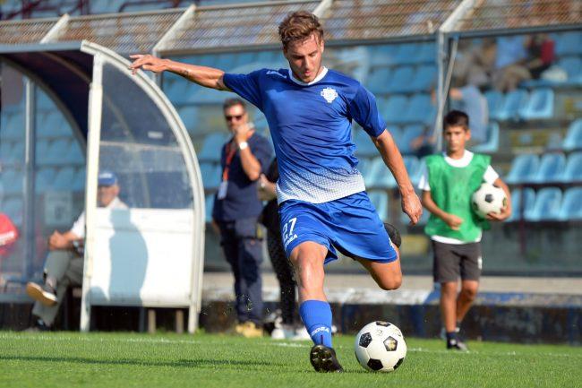 Como calcio Ciro Loreto