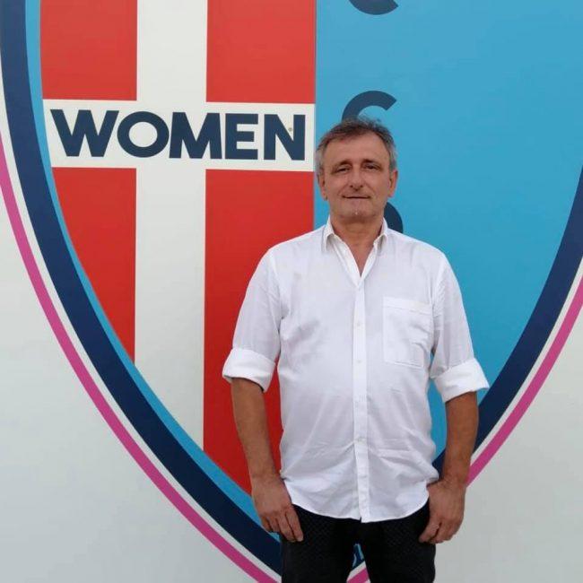 Calcio femminile Claudio Salviti