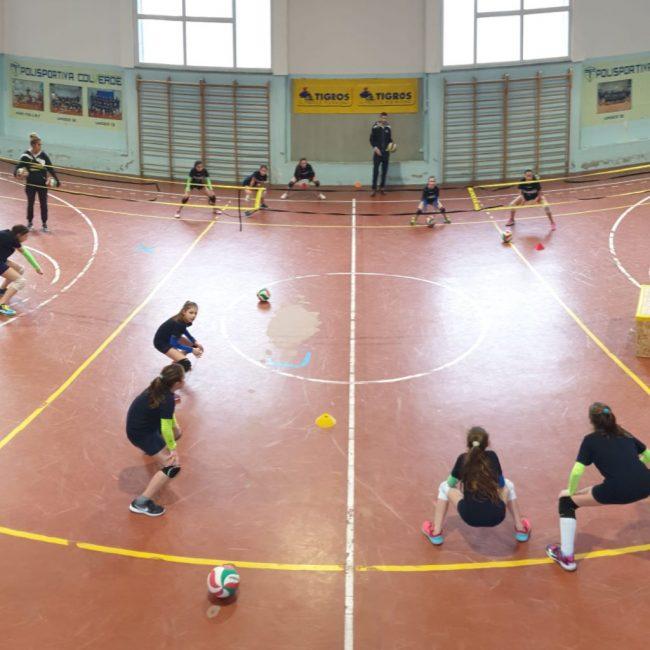 Polisportiva Colverde open days di volley