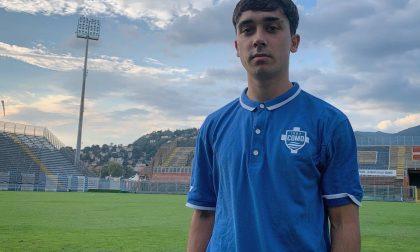 Como calcio ultima ora Amrit Bansal-McNulty giocherà sul Lario nella stagione 2020/21