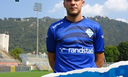 Como calcio, Giovanni Terrani vestirà l'azzurro fino a giugno 2021