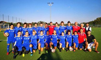 Calcio femminile Como Women in Coppa Italia contro Fiorentina e San Marino