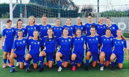 Calcio femminile, le u19 della Como Women corsare sul campo del Chievo