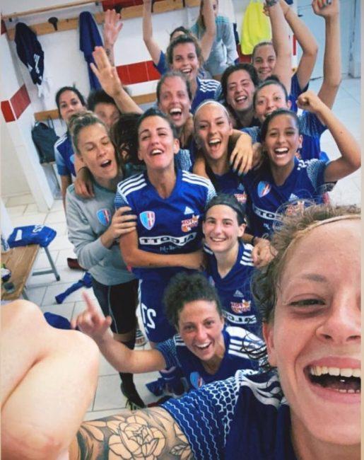 Calcio femminile Como women che esordio