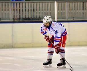 Hockey Como il giovane Dominic D'Agate confermato alla corte di coach Malkov