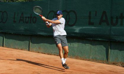 Tennis lariano il cammino di Federico Arnaboldi all'ITF di Antalya si stoppa ai quarti