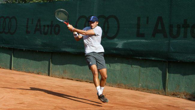 Tennis Como Federico Arnaboldi in finale