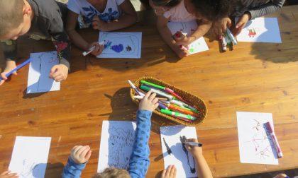 A Como la raccolta di quaderni, penne e matite per i minori in difficoltà