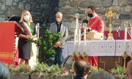 Festa patronale a Sant'Eufemia: la comunità accoglie don Claudio Fossa – FOTO