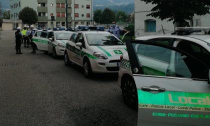 Polizia Locale, a Como e Cantù fondi extra in arrivo dalla Regione per interventi da realizzare entro dicembre