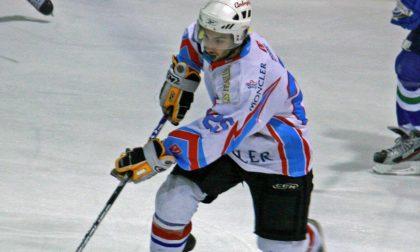Hockey Como Lorenzo Marcati ritorna in biancoblù con la squadra lariana