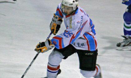 Hockey Como Lorenzo Marcati ha rinnovato con la squadra lariana di IHL