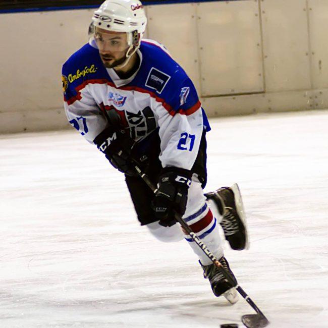 Hockey Como Lorenzo marcati torna a Como