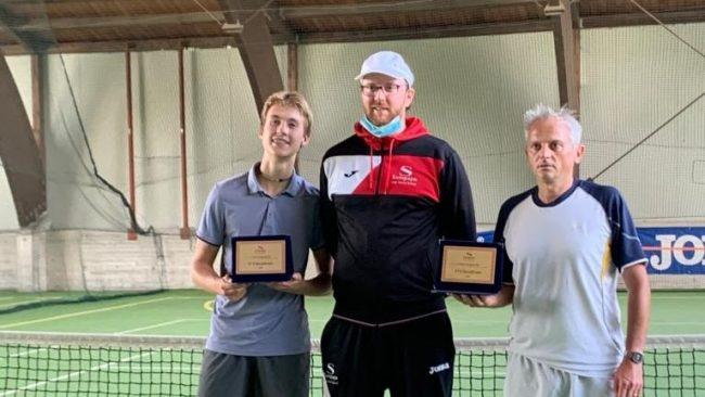 Tennis Como Mauro Corti