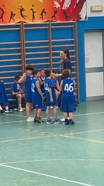 Basket giovanile minibasket GSV