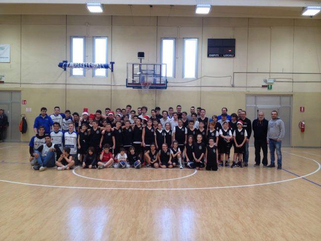 basket giovanile olimoia cadorago