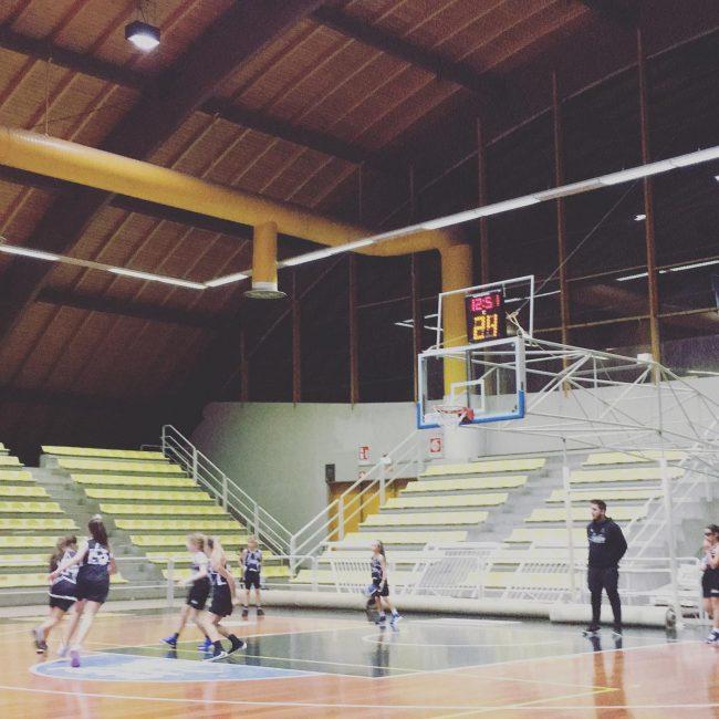 basket femminile éalsampietro casa Comense