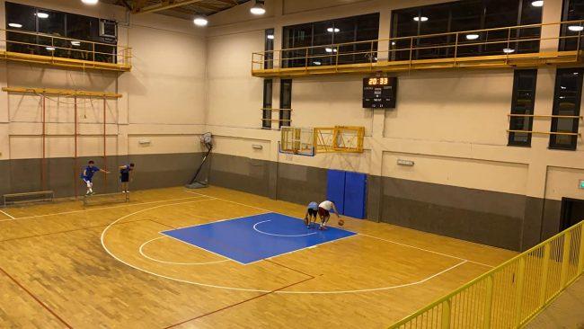 Basket lariano la Ronchetti ospietrà la D di Como