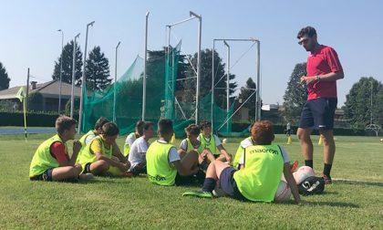 Calcio giovanile ancora open days con l'SC Rovellasca 1910per sabato 12 settembre